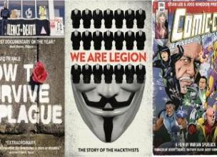 Our Top 5 Documentaries from 2012
