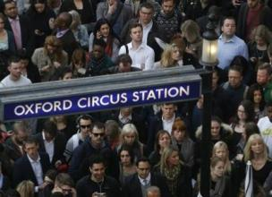 Chaos Takes Over London As 24 Hour Tube Strike Leaves Thousands of Commuters Stranded