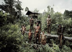 Korowai People - One of the last tribes in the world to practice cannibalism