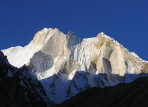 Mount Meru - The underrated coveted prize of the Himalayas