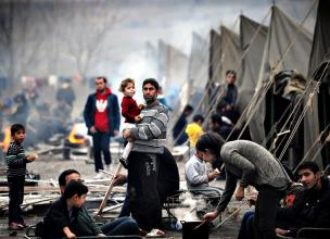 You Can Make a Difference! Help Syrian Refugees!