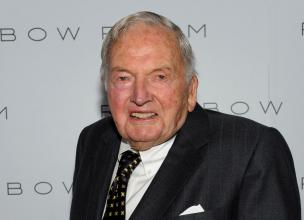 Does David Rockefeller rule the World? New World Order