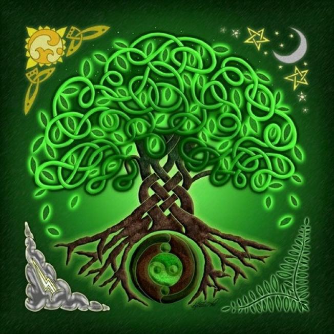 Celtic Mythology Tattoo Celtic Mythology The Tree of