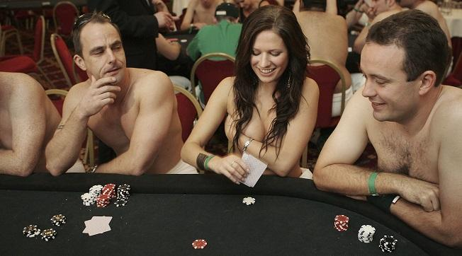 rules to play strip poker