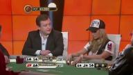 Big Game moment - Vanessa Rousso shuts Tony G down