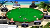 Online High Stakes - Huge Three-Way Pot