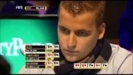 PartyPoker World Open - Big Hand KK vs QQ vs 1010 vs 58