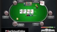 $500NL Hand - Played by a PokerStars Pro - Jorge 'Baalim' Limon