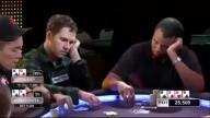 Aussie Millions Cash Game: Jungleman fires 3 bullets vs Ivey