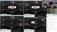 Isildur1 vs WIthcolor $200/400 LIVESTREAM! Isildur1 loses 700k