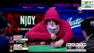 Jerk Move By Justin Schwartz At WSOP 2015 Main Event