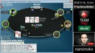 Nanonoko - High Stakes Poker Strategy Nanonoko $5/10 ZOOM