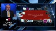 Sky Poker - Top Of The Pots Hand Number 1 - January 2016