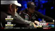 WSOP 2008 ME - Big pot between Schwartz and Demidov