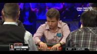 WSOP 2011 Main Event Final Table - Part 3