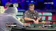 WSOP 2011 Main Event Final Table - Part 9