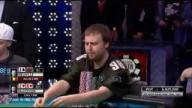 WSOP 2015 - November Niner Neuville Eliminated In 7th Place