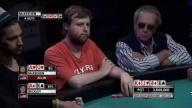 WSOP 2015 - Main Event Final Table - Day 1 (3/4)