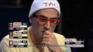 WSOP 2015 - Main Event Final Table - Day 3 (2/3)