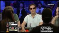 WSOP Final Table Bubble Hands 2009-2014