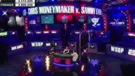 WSOP 2011 Grudge match 2 - Chris Moneymaker Vs Sammy Farha - Part 10/13