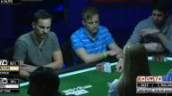 WSOP 2013 One Drop High Roller - Martin Jacobson vs Chris Klodnicki