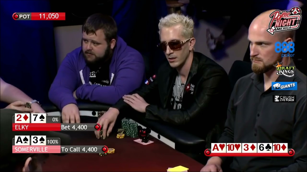 Elky makes big seven deuce bluff against Jason Somerville