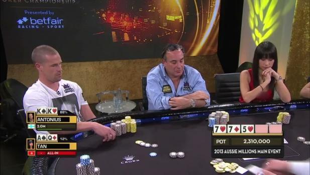 Aussie Millions 2013 Main Event Ep01