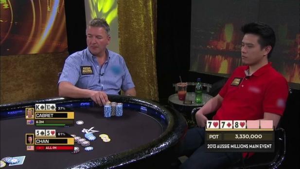 Aussie Millions 2013 Main Event Ep04