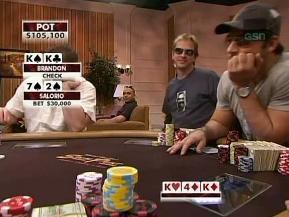 High Stakes Poker S04 E01