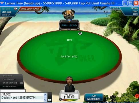 Online High Stakes - Phil Ivey vs XWINK (Part 5)