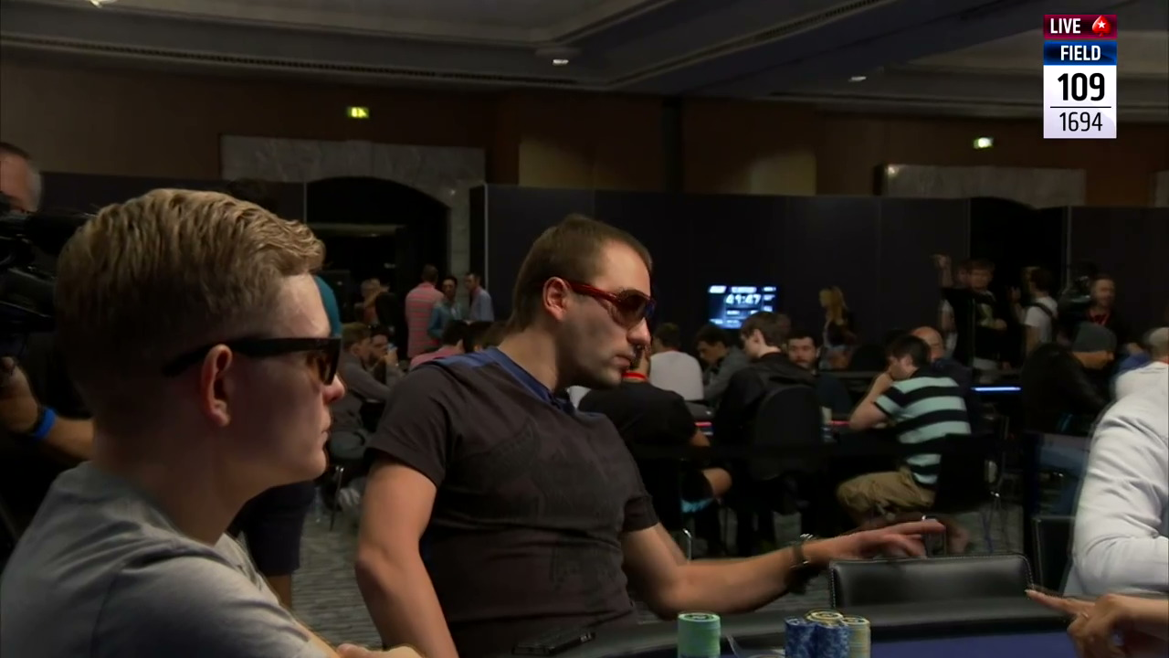 Patrick Antonius and Ryan Reiss: EPT Barcelona