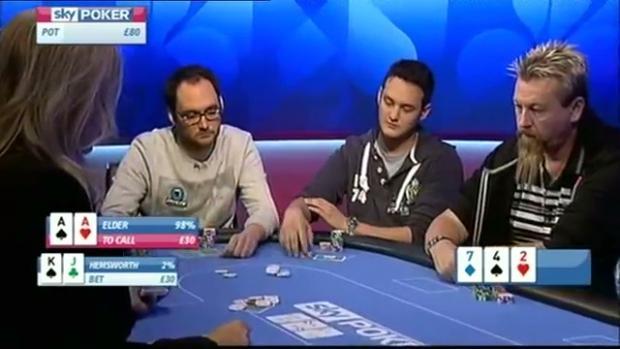 Sky Poker Cash Game - Season 3 Episode 1