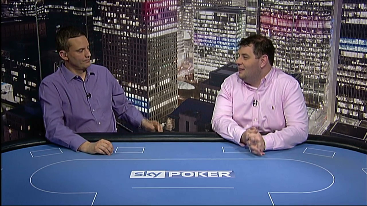 Sky Poker Top Of The Pots Part 1
