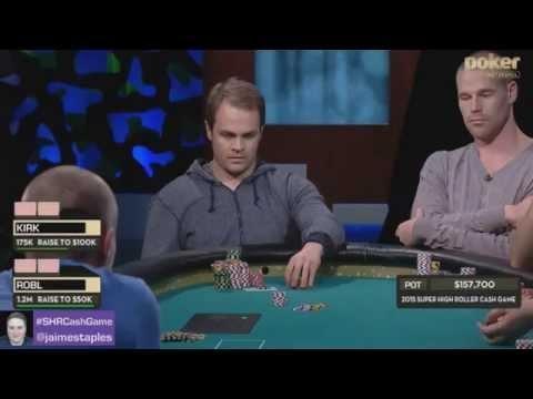Super High Roller Cash Game 2015 - Day 2 Highlights