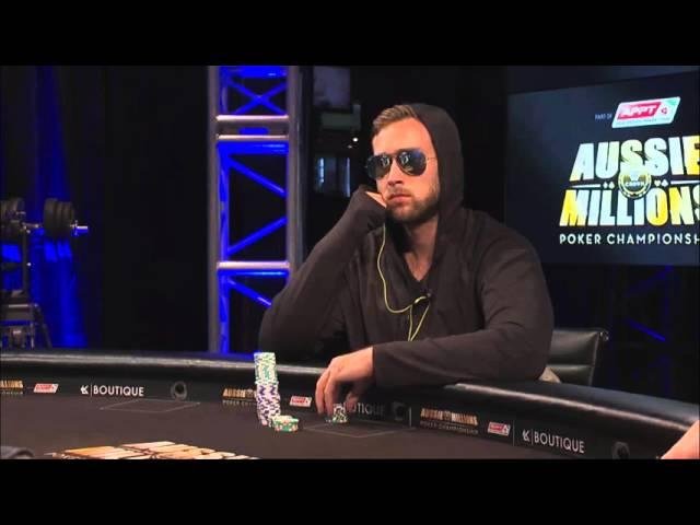 2016 Aussie Millions - $250k Challenge - Final Table Part 1
