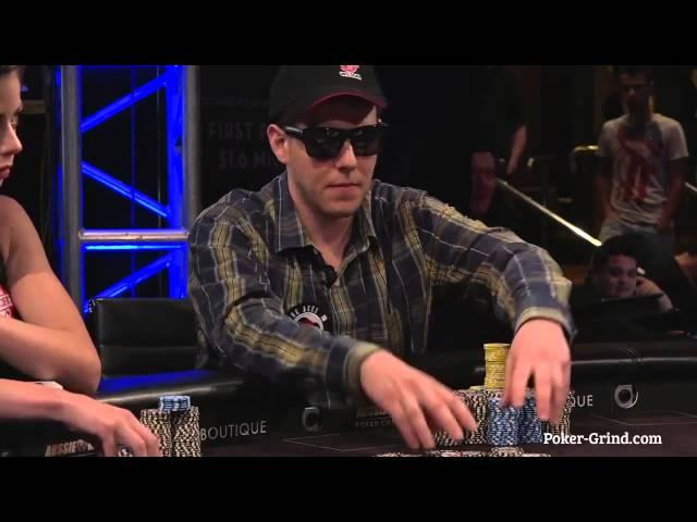 2016 Aussie Millions - Main Event Final Table - Part 4
