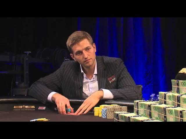 2016 Aussie Millions - Main Event Final Table - Part 7