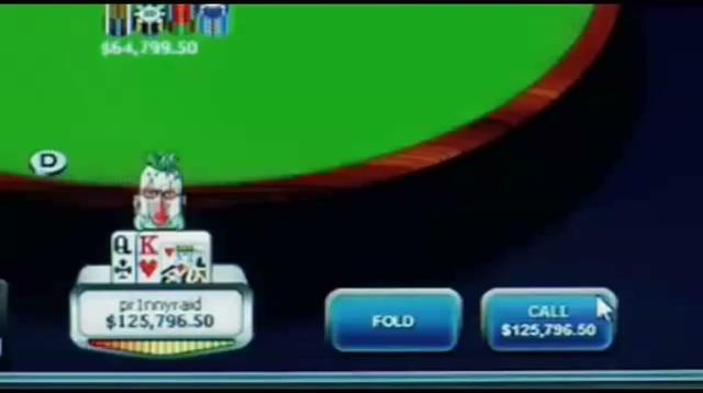 $315k Pot Krantz vs Viffer