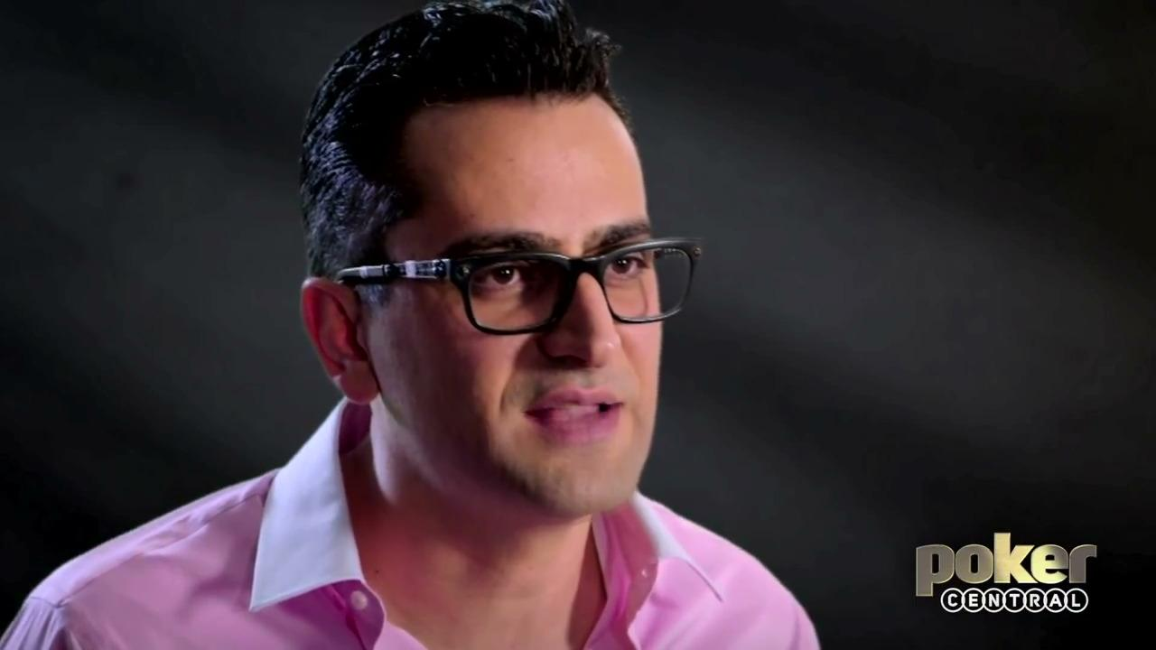 Pokerography: The Antonio Esfandiari Story