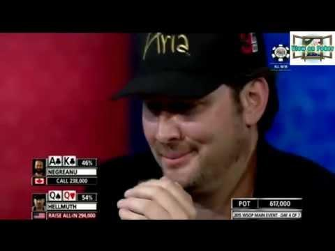 Best Moments From The WSOP 2015 Main Event