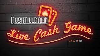 Dusk Till Dawn Live Cash Game - Win The Button
