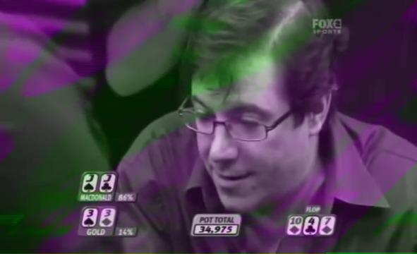 Jamie Gold vs Mike McDonald WSOPE: Trash Talk