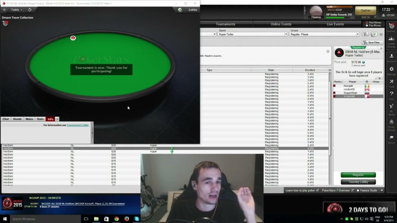 Moldran YouTuber - Best Poker Moments Compilation