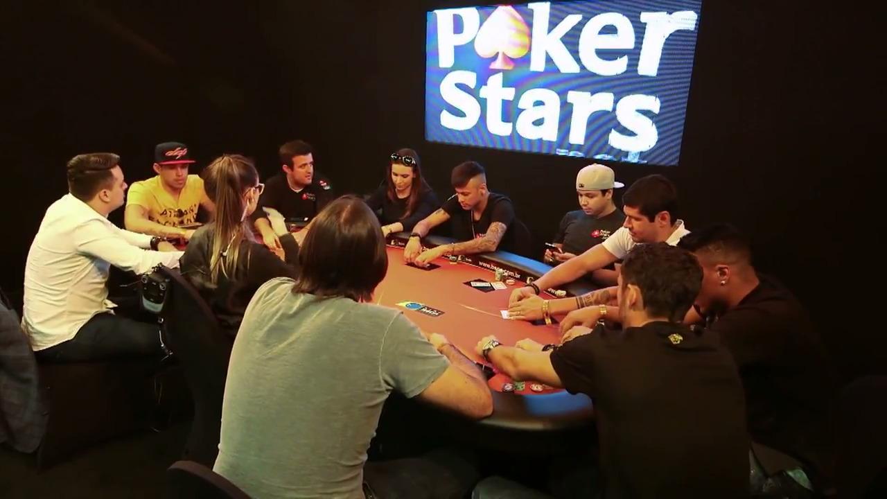 Neymar Jr. Charity Home Game PokerStars