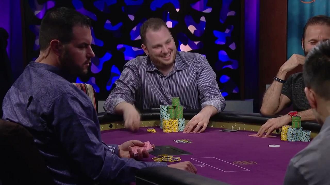 Nickname Confusion (2015 Super High Roller Bowl)