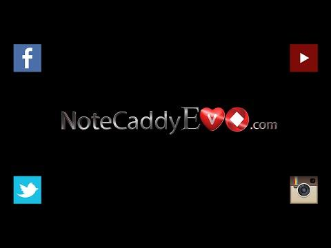 NoteCaddyEvo Trailer