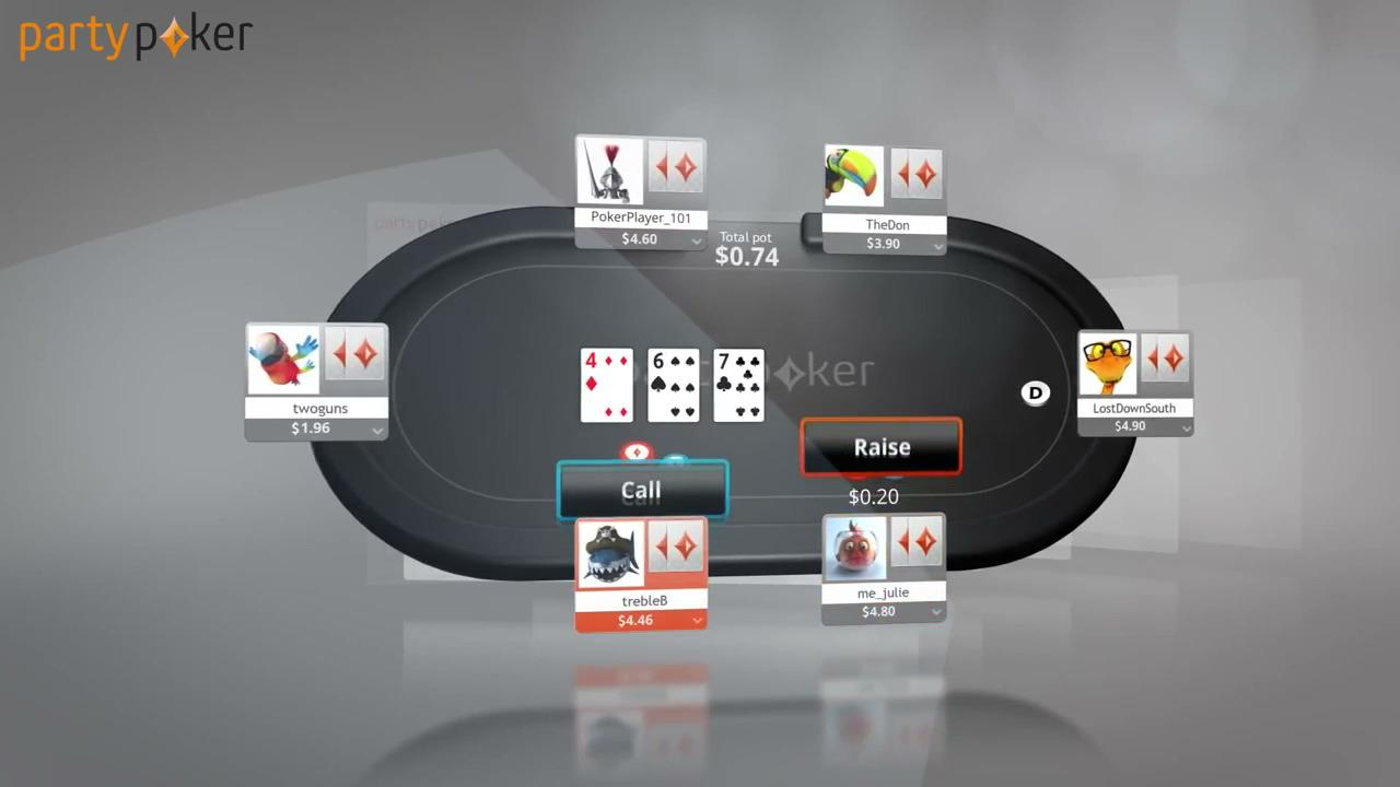 PartyPoker Missions