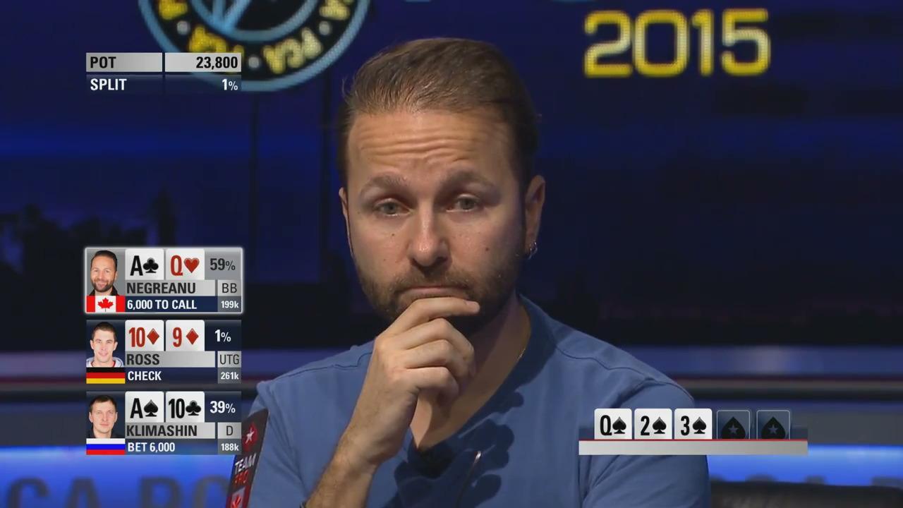 PokerStars PCA 2015 Main Event Episode 1