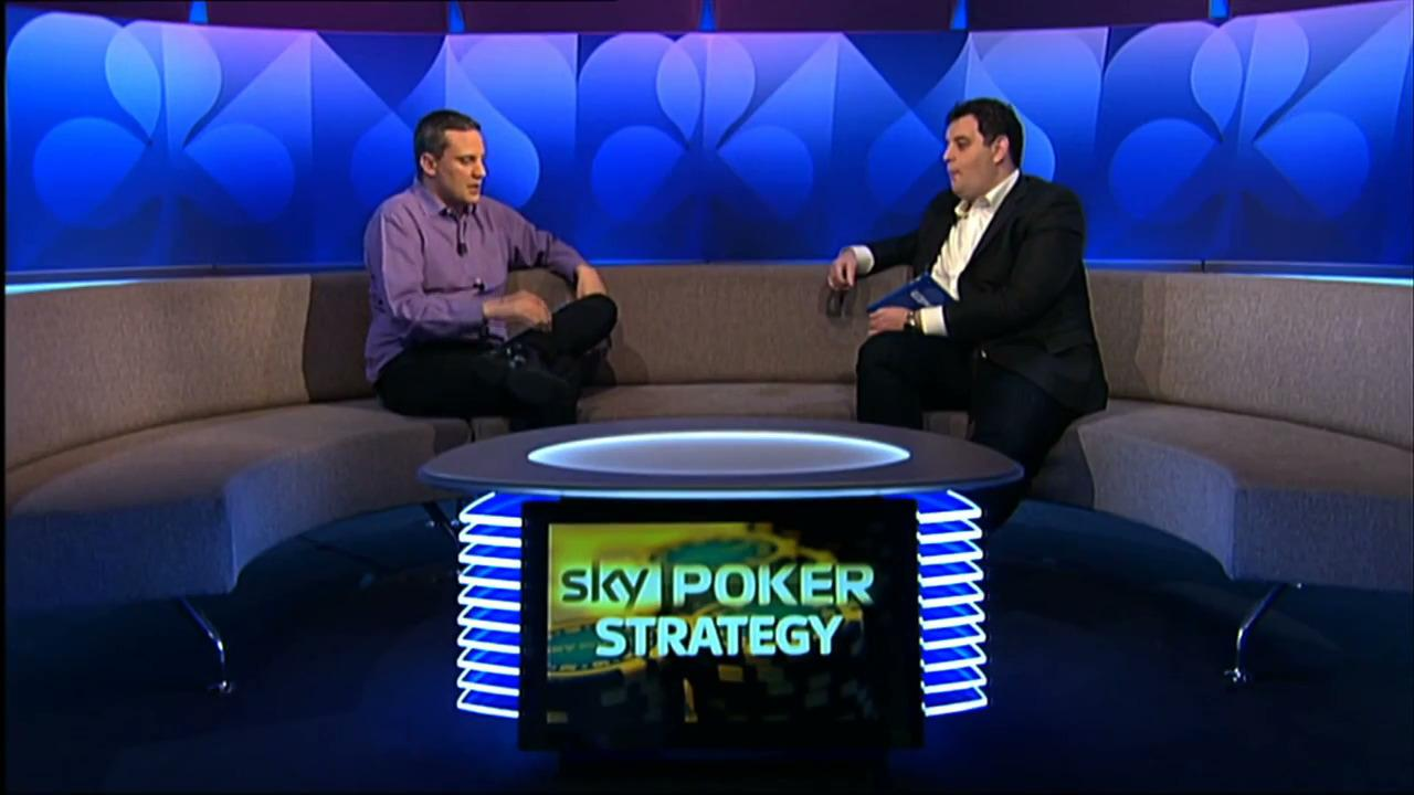 Sky Poker Strategy - Cash Game Bet Sizing